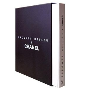 CHANEL Giant Coffee table Book w/ Hard Case+ Bag